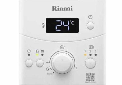 Газовый котел Rinnai BR-K16 в разрезе.